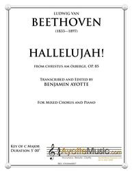 Beethoven - Hallelujah Chorus (from Christ on the Mount of Olives)