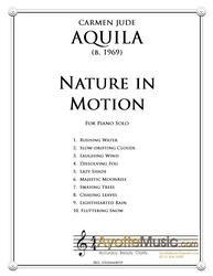 Aquila - Nature in Motion (Digital PDF Download)