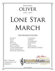 Oliver - The Lone Star March