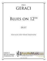 Paul Geraci - Blues on 12th